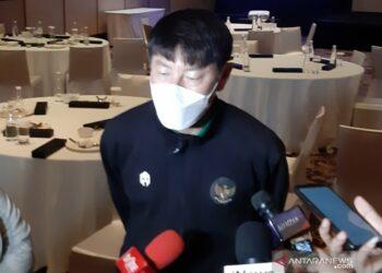 PSSI: Shin Tae-yong dilarang dampingi timnas lawan UEA
