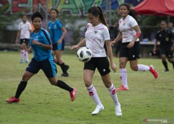 PSSI call 30 female player age 18-23 year TC Jakarta
