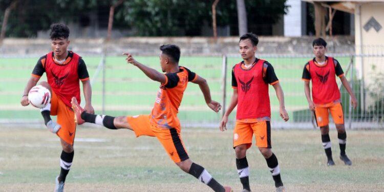 Pemain Persiraja siap bertanding di Pulau Jawa