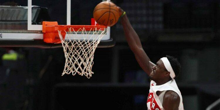 Pemain Raptors Pascal Siakam menepi lima bulan setelah operasi bahu