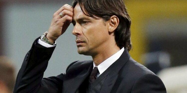 Filippo Inzaghi akan menjadi pelatih Brescia.