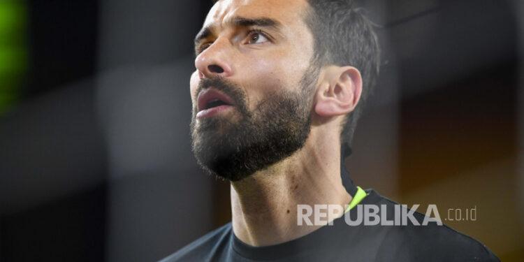 Penjaga gawang Wolverhampton Wanderers Rui Patricio.