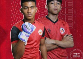 Semen Padang FC rekrut dua pemain muda hadapi Liga 2 2021
