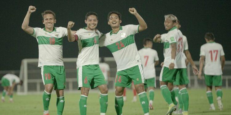 Shin Tae-yong yakin pemain tak terganggu rekor buruk kontra Thailand
