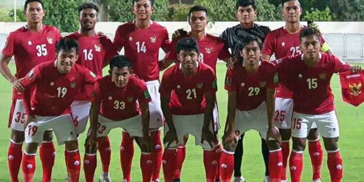The Indonesian national team is determined to conquer the United Arab Emirates