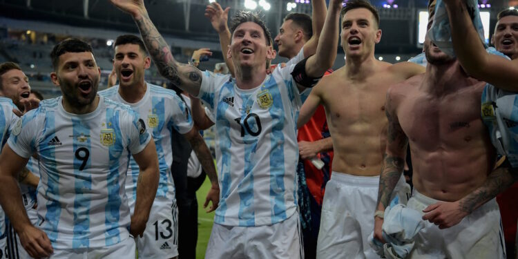Argentina juara Copa America