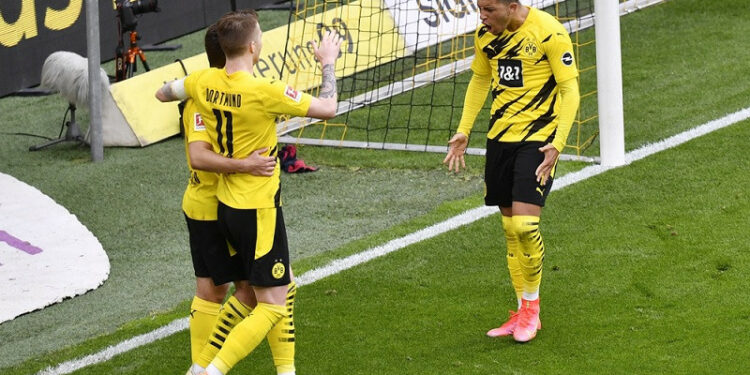 Borussia Dortmund konfirmasi transfer Jadon Sancho ke Man United