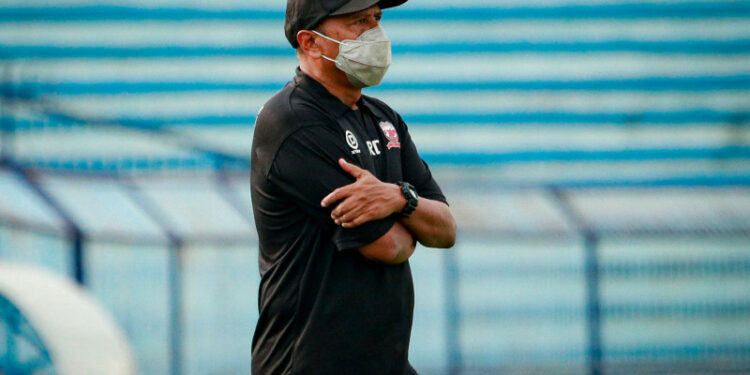 Coach RD terus pantau kebugaran pemain Madura United