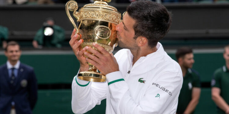 Djokovic jadi petenis pertama yang lolos Final ATP 2021