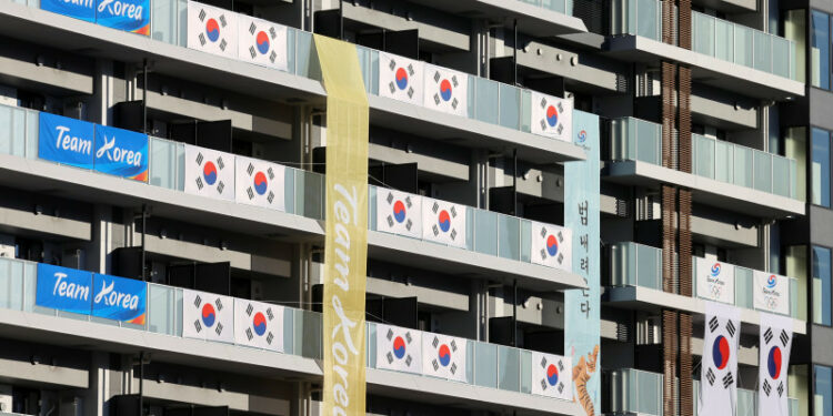 Enam atlet Inggris Raya isolasi di Tokyo dengan protokol COVID-19
