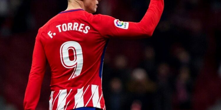 Legenda Atletico Madrid, Fernando Torres.