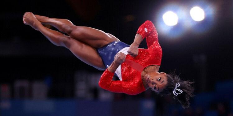 Gagal raih emas beregu, Simone Biles alihkan fokus ke nomor perorangan