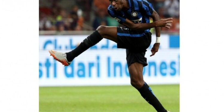 Geoffrey Kondogbia, eks gelandang Inter Milan.