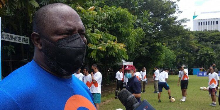 Jacksen Tiago berharap pemain PON Papua perkuat Persipura