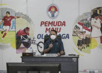 Liga Indonesia ditunda, Menpora minta pecinta sepak bola bersabar