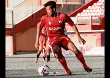 Madura United pastikan Zulfiandi tetap prioritas lini tengahnya