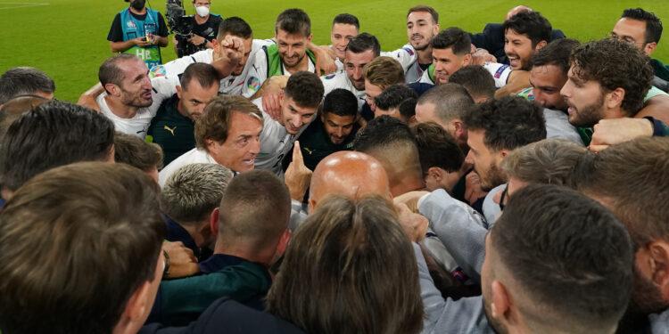 Roberto Mancini | Foto via Twitter