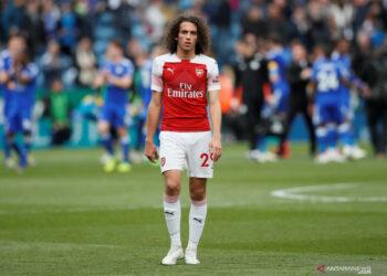 Marseille resmi pinjam Matteo Guendouzi dari Arsenal