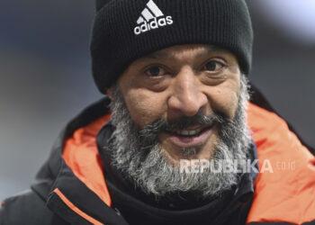 Pelatih baru Tottenham Hotspur Nuno Espirito Santo.