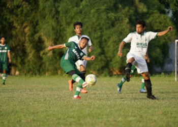 PSMS Medan kalahkan Kwarta 5-1 pada laga uji coba