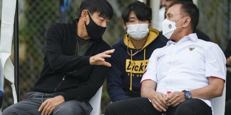 PSSI ajukan naturalisasi pemain jika diminta Shin Tae-yong