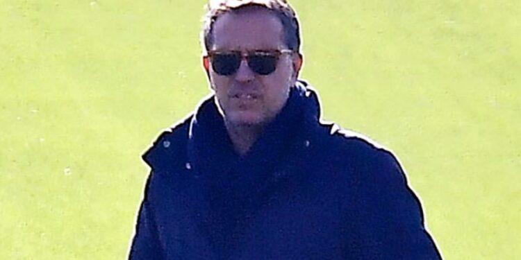 Direktur Sepak Bola Tottenham Hotspur Fabio Paratici