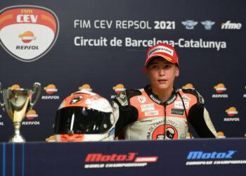 Pebalap 14 tahun asal Spanyol tewas dalam kecelakaan balap junior