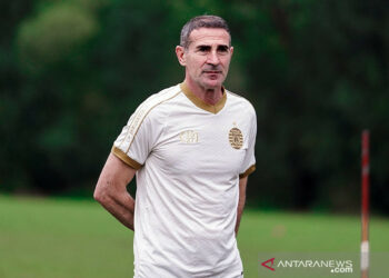 Pelatih Persija ambil sisi positif dari penundaan Liga 1