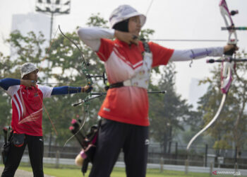 Profil atlet Olimpiade: Panahan Alviyanto Bagas & Arif Pangestu