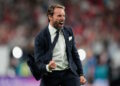 Southgate history to the final | Foto via Twitter