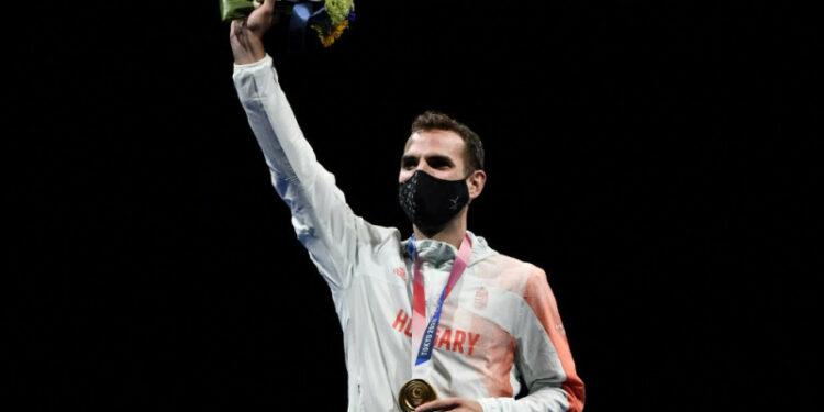 Szilagyi atlet anggar pertama sabet emas tiga Olimpiadeberturut-turut