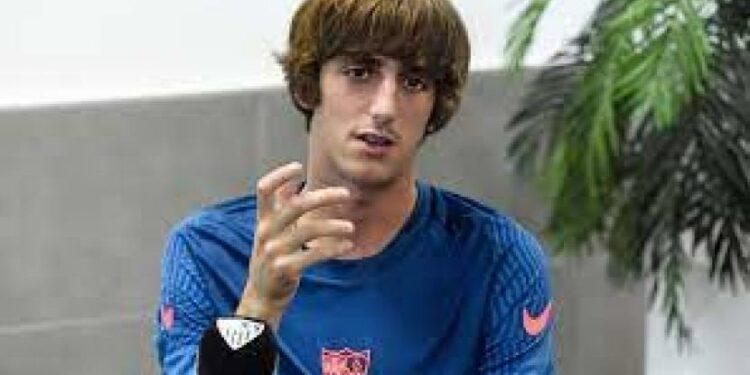 Pemain Sevilla, Bryan Gil.