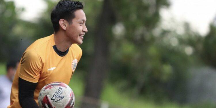 Yoewanto Beny ingin menit bermain di Persija