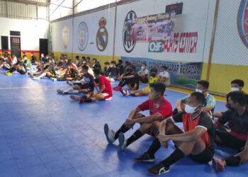 Pemain seleksi AFK Banda Aceh | Foto IST