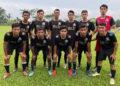 Skuat Armapa FC | Foto Kiriman
