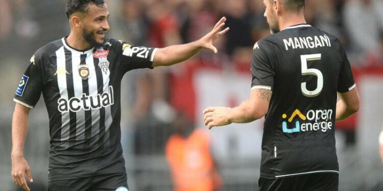Angers menanjak ke puncak, Strasbourg petik kemenangan perdana