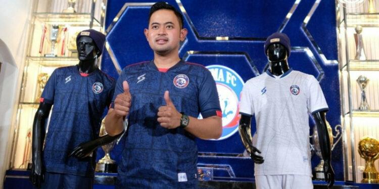 Arema FC bawa kejayaan Malang masa lalu ke Liga 1
