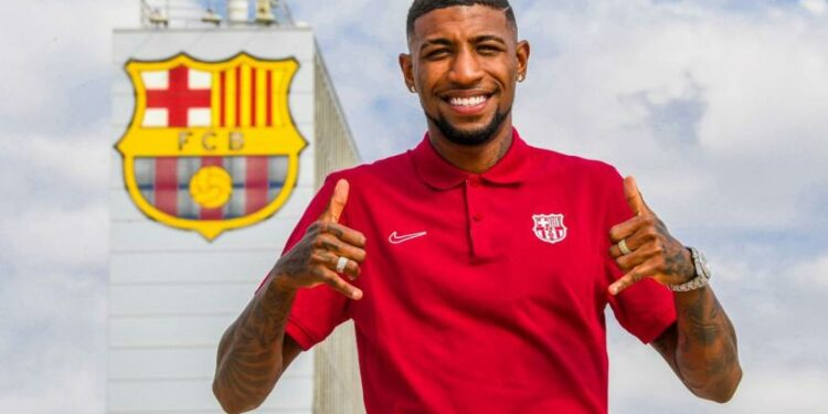 Pemain baru Barcelona, Emerson Royal.