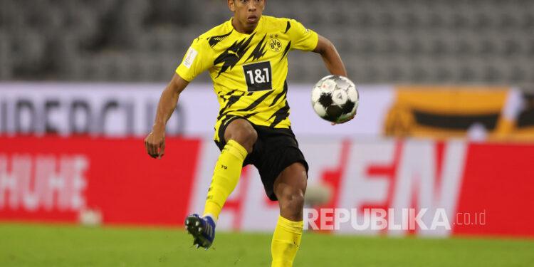 Pemain Borussia Dortmund, Jude Bellingham.