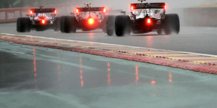 Daftar balapan F1 dengan separuh poin
