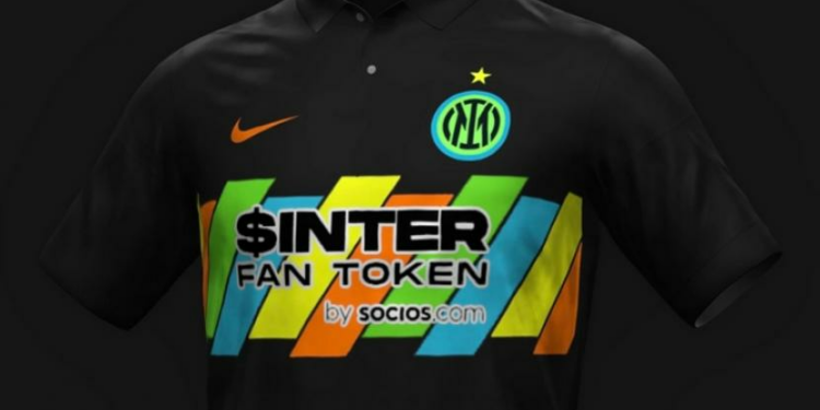Desain jersey baru Inter Milan