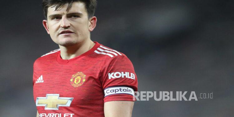 Harry Maguire dari Manchester United