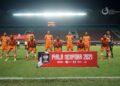 Foto skuat Persiraja saat Piala Menpora