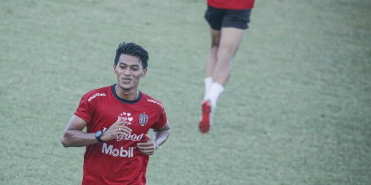 Lerby sebut tiga pemain muda Bali United berbakat dan berkomitmen