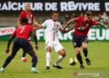 Lille runtuhkan dominasi PSG di Trophee des Champions