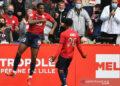 Lille susah payah bukukan kemenangan pertama lawan Montpellier