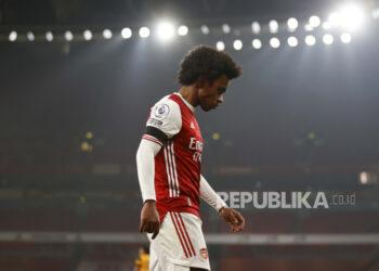 Arsenal player Willian.