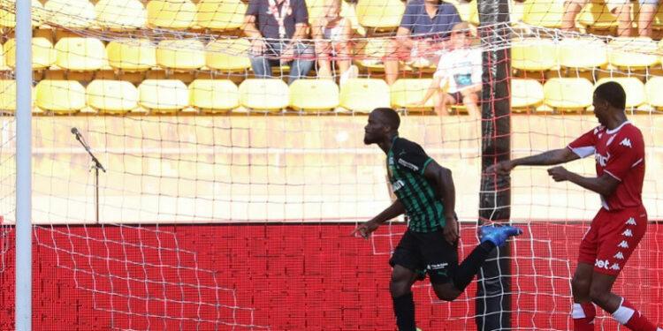 Monaco kalah lagi saat dipecundangi Lens 0-2