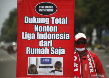 PSSI: League 1 season 2021-2022 started 20 August 2021