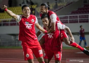 Pemain Persija kembali berkumpul jelang Liga 1